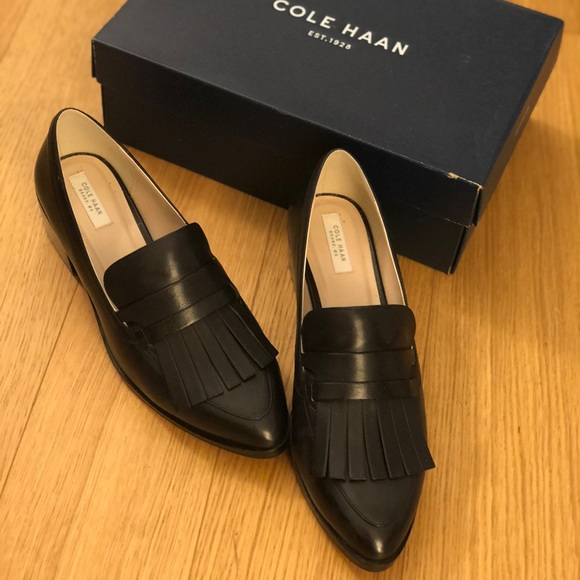 366035818c9 Cole Haan Shoes - Cole Haan Margarite leather loafer! Size 8.5 new